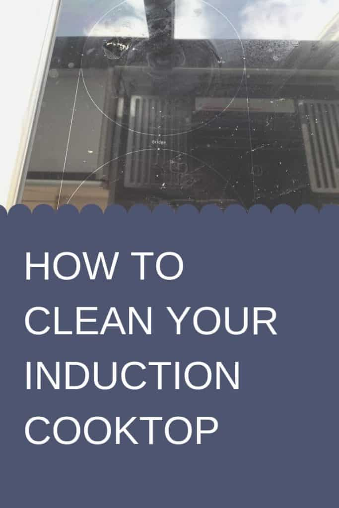 HOW TO CLEAN YOUR INDUCTION COOKTOP PINTEREST