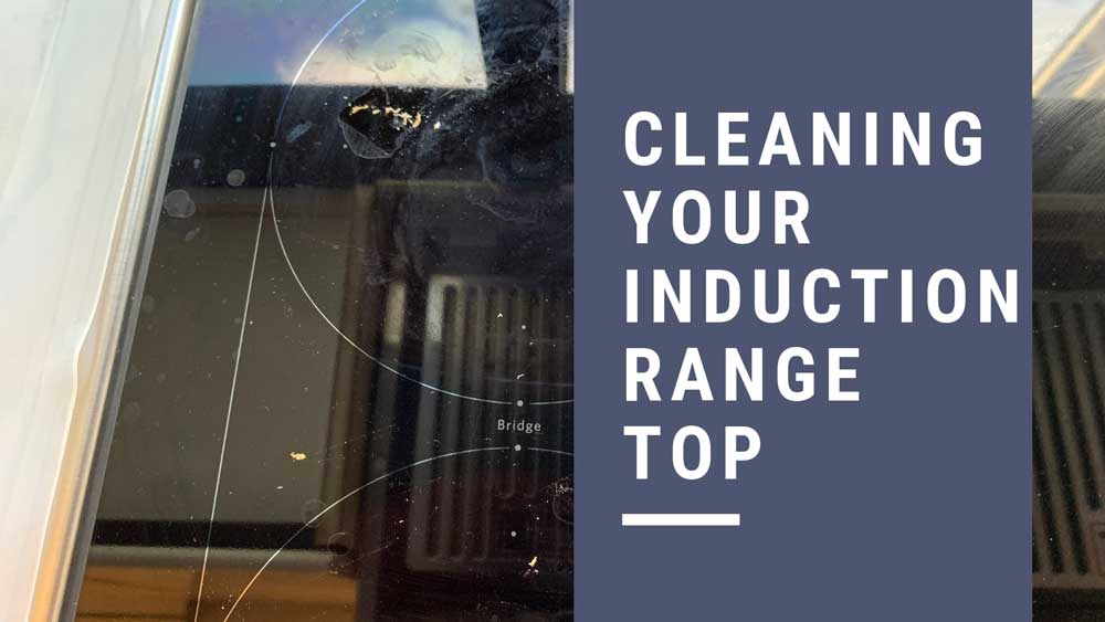 Best way to Clean your Induction Cook Top